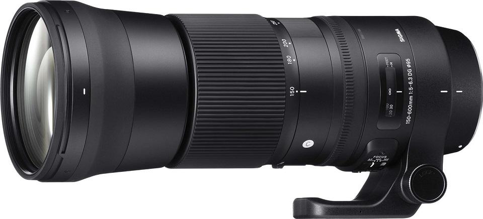 新品 SIGMA 150-600mm F5-6.3 DG OS HSM Contemporary Canon用 シグマ 在庫有り