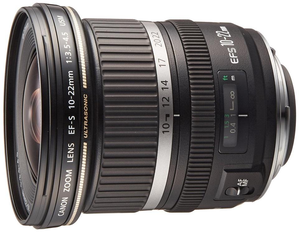 中古 超美品 Canon EF-S10-22mm F3.5-4.5 USM キヤノン