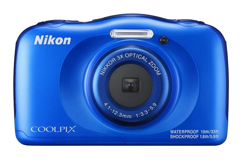 Nikon ニコン COOLPIX W100 ブルー 在庫有り