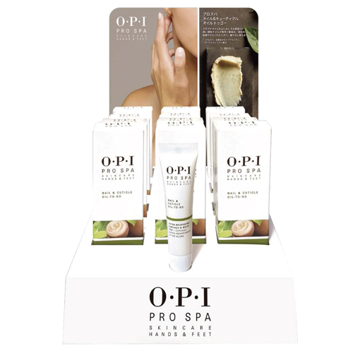 OPI (オーピーアイ) プロスパ ネイル&キューティクルオイル オイルトゥゴー 7.5ml x 12本セット (O・P・I) 【ネコポス不可】