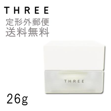 【定形外 送料無料】スリー THREE エミング クリーム 26g 天然由来成分 97%【定形外対象商品】