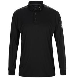 2020 PeakPerformance ピークパフォーマンス Player Polo Long Sleeve Black
