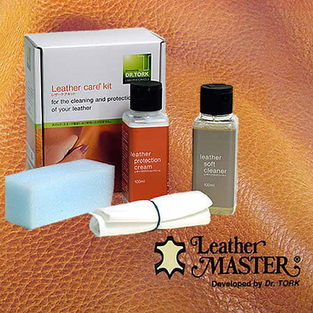LEATHER CARE MASTER KIT