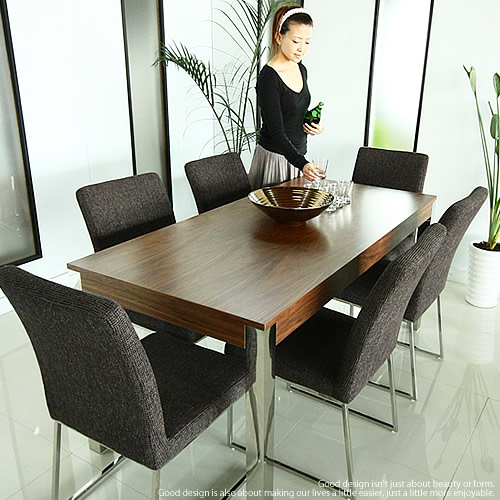 Gshape Rakuten Global Market Foot Person Dining Table - 6 person conference table
