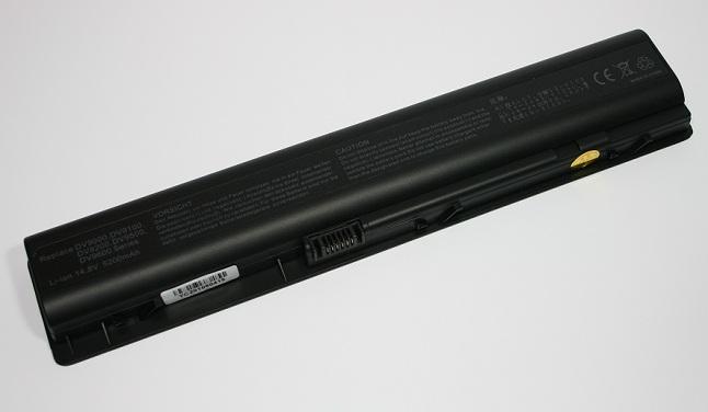 COMPAQ HP Pavilion dv9000、dv9100、dv9200、dv9500、dv9600、dv9700、Series、(14.8V)(5200mAh )!大容量!送料無料!PL保険加入商品!1年保障!ノートパソコンバッテリー532P17Sep16