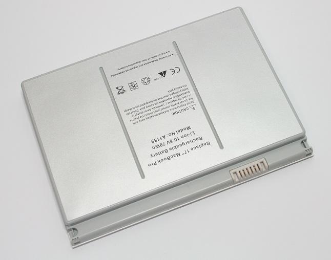 Apple MacBook Pro 17、 A1189 (10.8V)(6800mAh)!送料無料!1年保障!大容量バッテリー!ノートパソコンバッテリー532P17Sep16