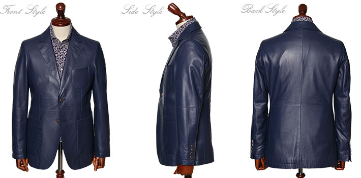 [SALE] g-stage high-quality leather leather jacket all five-colored sheep leather sea Plaza cutoff 2 star button jacket leather leather jacket 431251 gray, camel / Navy / orange / red Rakuten Super Sale 532P17Sep16