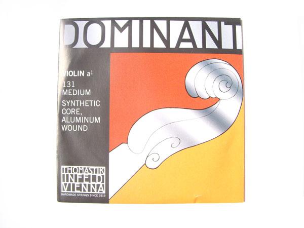 バイオリン弦 ドミナント A131 Dominant No.131 a1 A線 smtb-kd 今だけ限定15%OFFクーポン発行中 THOMASTIK ナイロン トマスティック社 4 オンラインショッピング アルミ巻 3