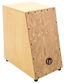 【本州・北海道送料700円】LP1433 LP Angled Surface Cajon エルピー アングルドサーフェースカホン Latin Percussion ラテンパーカッション※お取り寄せ商品
