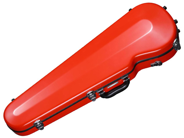 Eastman CAVL-16/RED レッド 赤 バイオリン用ハードケース グラスファイバー イーストマン【smtb-KD】【P2】