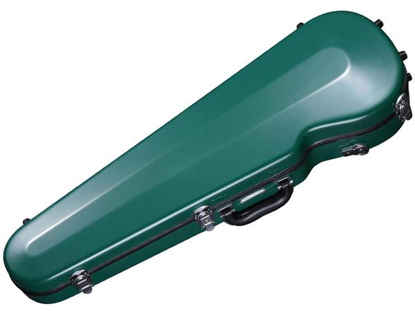 グラスファイバー バイオリン用ハードケース CAVL-16/GRN イーストマン【smtb-KD】【P2】 緑 Eastman グリーン