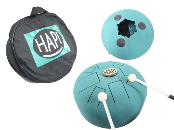 HAPI Original Drum AquaTeel HAPI-E1-G Key:Eメジャー グリーン ハピドラム【smtb-kd】【P2】
