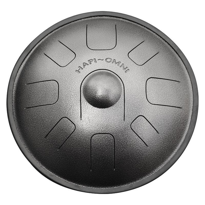 HAPI Drum HAPI-OMNI-F1 Key:Fメジャー メタリックシルバー ハピドラム【smtb-kd】【P2】
