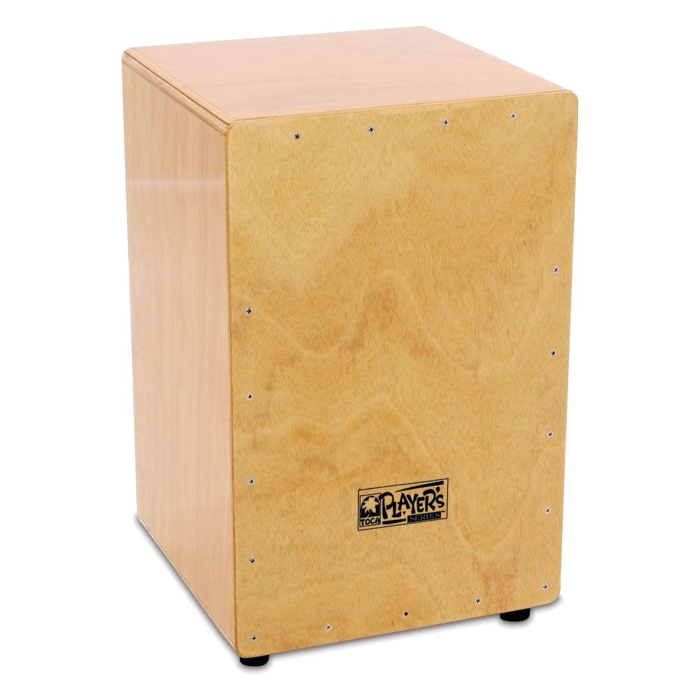 TOCA Toca Products Cajons Player's Series TCAJ-PN Wood Cajon ウッド カホン Percussion パーカッション TCAJPN【smtb-KD】【P2】