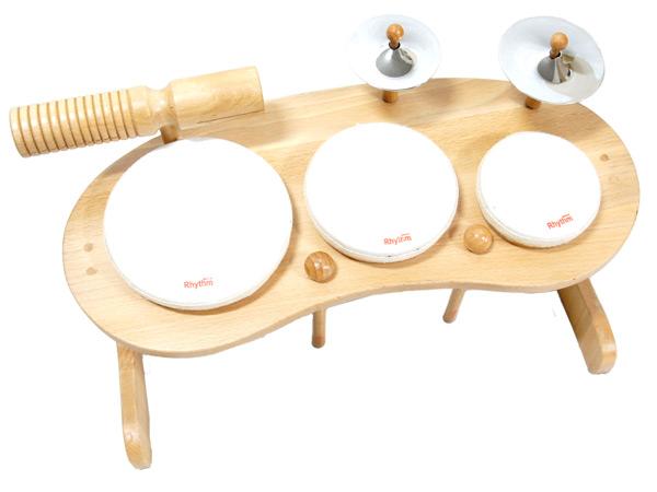【ラッピング無料!】【おまけ付♪】リズムポコ RP-940/DS 大人気の本格派ドラムセット Rhythm poco NAKANO ナカノ 楽器玩具 知育玩具【楽ギフ_包装選択】【smtb-kd】【P2】
