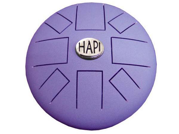 【エントリーでポイント5倍!】HAPI Original Drum AquaTeel HAPI-D2-P Key:Dマイナー ディープパープル ハピドラム【smtb-kd】【P2】