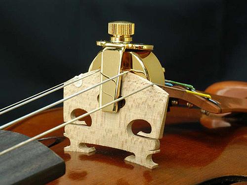 My Mute MM-V マイミュート 2020 バイオリン用 大放出セール P5 弦楽器用消音器