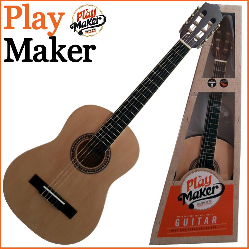PlayMaker PMSC12 1/2 SIZE CLASSICAL GUITAR ミニクラシックギター プレイメーカー【楽ギフ_包装選択】【smtb-KD】