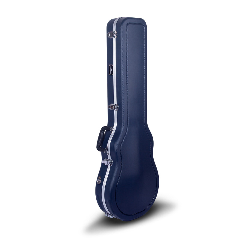 CROSSROCK レスポール用ハードケース CROSSROCK CRA860L CRA860L BL Blue Blue クロスロック【smtb-KD】, カトリグン:9169b878 --- vidaperpetua.com.br