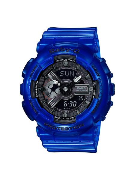 【新作】【新製品】【たっぷりポイントMAX 10倍! おトクにGET!!】【Baby-G(ベビージー)】【アクアプラネット】【BA-110CR-2AJF】【時計 腕時計】