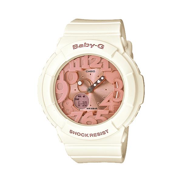 送料無料 正規品 2 000円OFFクーポン CASIO カシオ Baby-G BGA-131-7B2JF 腕時計 シェルピンクカラーズ 売店 Colors Shell ベビージー Pink 2020 新作