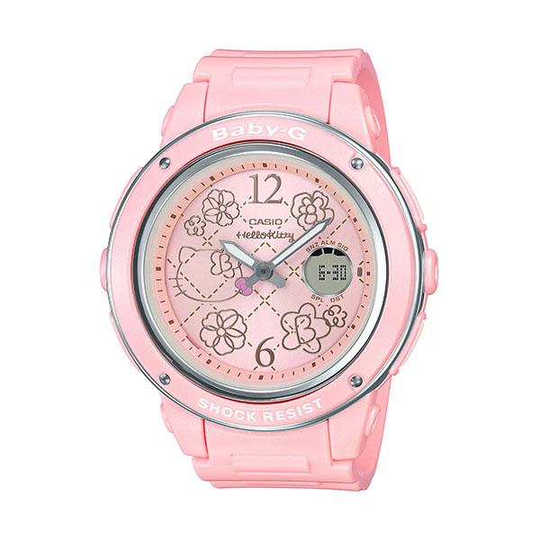 CASIO カシオ Baby-G ベビージー BABY-G×HELLO KITTY ベビージー×ハローキティ SPECIAL スペシャル HELLO KITTY コラボレーションモデル ピンク BGA-150KT-4BJR 腕時計