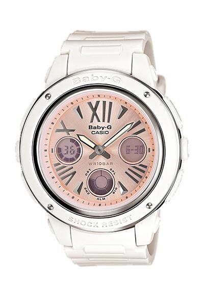 【たっぷりポイントMAX 10倍! おトクにGET!!】【送料無料】【国内正規品】 【Baby-G(ベビージー)】【「BGA-150」シリーズ】【BGA-152-7B2JF】【時計 腕時計】