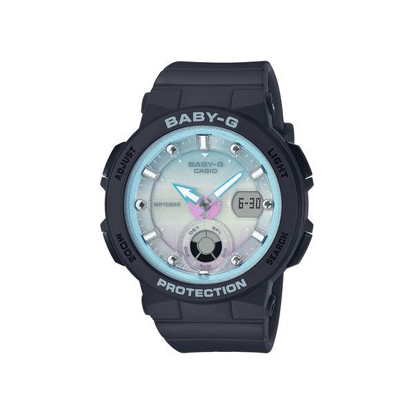 【予約注文】CASIO カシオ BABY-G ベビージー BEACH TRAVELER SERIES ビーチトラベラーシリーズ ネイビー レディース BGA-250-1A2JF 腕時計