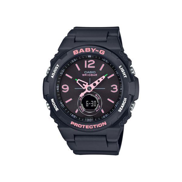 送料無料 舗 正規品 CASIO カシオ 割引も実施中 BABY-G ベビージー SERIES BGA-260 BGA-260SC-1AJF 腕時計 レディース