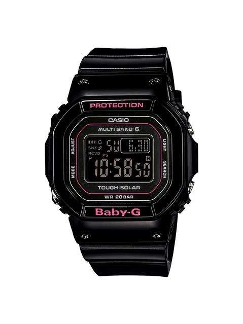 【たっぷりポイントMAX 10倍! おトクにGET!!】【送料無料】【国内正規品】Baby-G(ベビージー) BGD-5000-1JF【時計 腕時計】