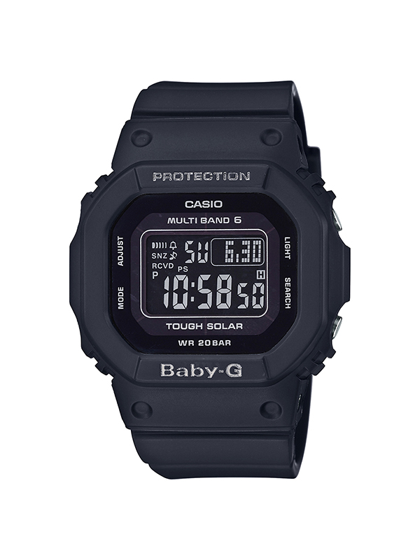 CASIO カシオ Baby-G ベビージー ブラック レディース BGD-5000MD-1JF腕時計
