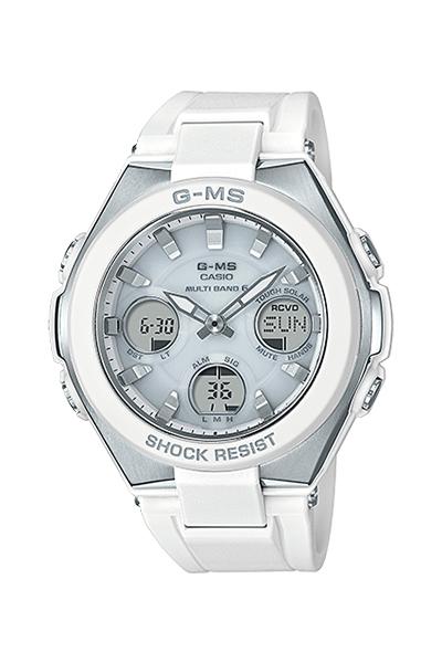 【たっぷりポイントMAX10倍! ショッピングローンMAX60回無金利】【送料無料】【国内正規品】 【BABY-G(ベビージー)】【G-MS】【MSG-W100-7AJF】【時計 腕時計】