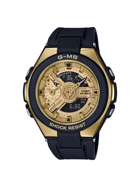 【たっぷりポイントMAX 10倍! おトクにGET!!】【送料無料】【国内正規品】 【Baby-G(ベビージー)】【 G-MS(ジーミズ)】【MSG-400G-1A2JF】【時計 腕時計】