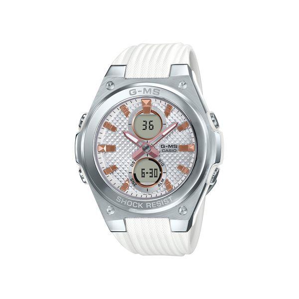 CASIO カシオ Baby-G ベビージー G-MS ジーミズ レディース MSG-C100-7AJF 腕時計