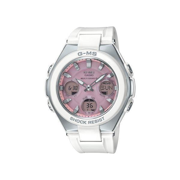 【たっぷりポイントMAX10倍! ショッピングローンMAX60回無金利】【送料無料】【国内正規品】 【Baby-G(ベビージー)】【 G-MS(ジーミズ)】【MSG-W100-7A3JF】【時計 腕時計】