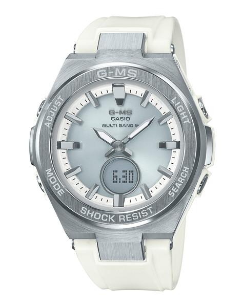 BABY-G ベビージー G-MS ジーミズ レディース ホワイト MSG-W200-7AJF 腕時計