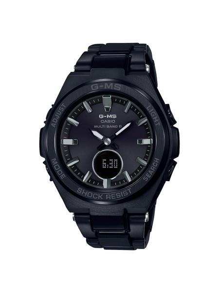 CASIO カシオ BABY-G ベビージー G-MS ジーミズ ブラック レディース MSG-W200CG-1AJF 腕時計