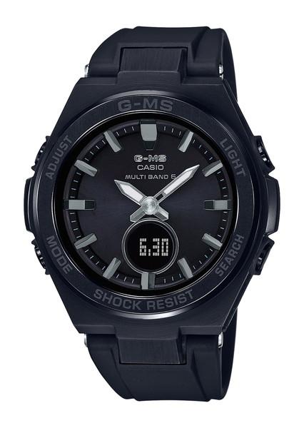 【1,000円OFFクーポン】CASIO カシオ BABY-G ベビージー G-MS ジーミズ レディース ブラック MSG-W200G-1A2JF 腕時計