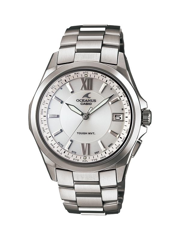 【たっぷりポイントMAX10倍! ショッピングローンMAX60回無金利】【送料無料】【国内正規品】OCEANUS(オシアナス)OCW-S100-7A2JF【時計 腕時計】