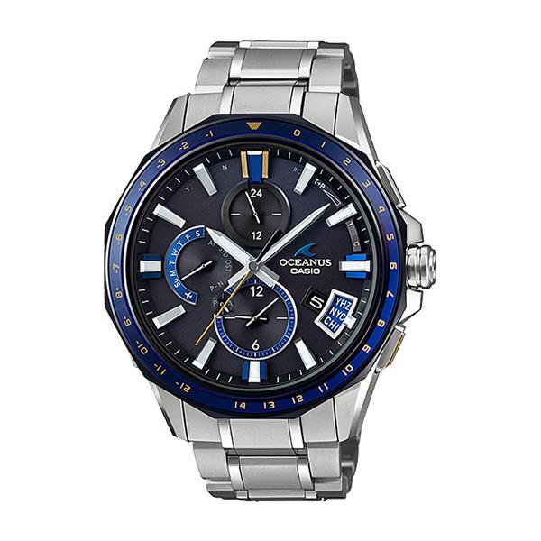 【たっぷりポイントMAX10倍! ショッピングローンMAX60回無金利】【送料無料】【国内正規品】 OCEANUS(オシアナス)G2000シリーズOCW-G2000G-1AJF【時計 腕時計】