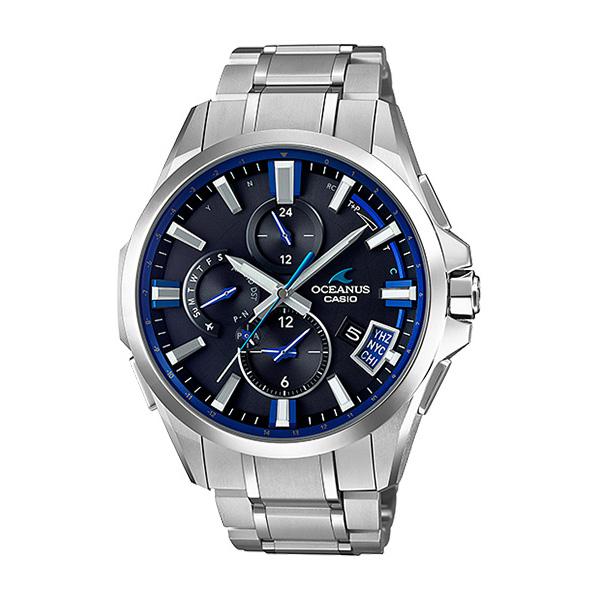 【たっぷりポイントMAX10倍! ショッピングローンMAX60回無金利】【送料無料】【国内正規品】 OCEANUS(オシアナス)G2000シリーズOCW-G2000-1AJF【時計 腕時計】
