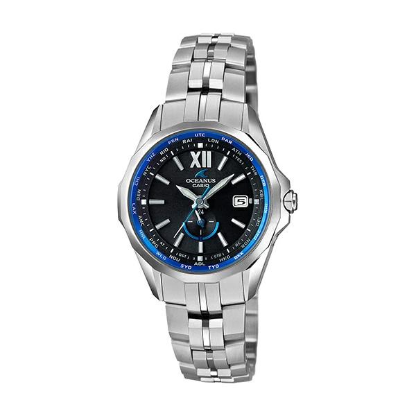 【たっぷりポイントMAX10倍! ショッピングローンMAX60回無金利】【送料無料】【国内正規品】 OCEANUS(オシアナス)OCW-S340-1AJF【時計 腕時計】