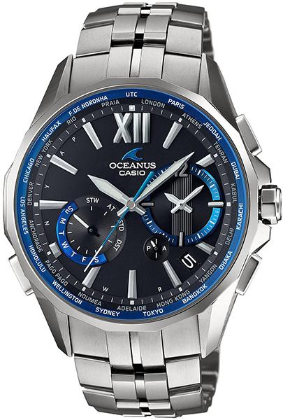 【たっぷりポイントMAX10倍! ショッピングローンMAX60回無金利】【国内正規品】【送料無料】 OCEANUS(オシアナス)OCW-S3400-1AJF【時計 腕時計】