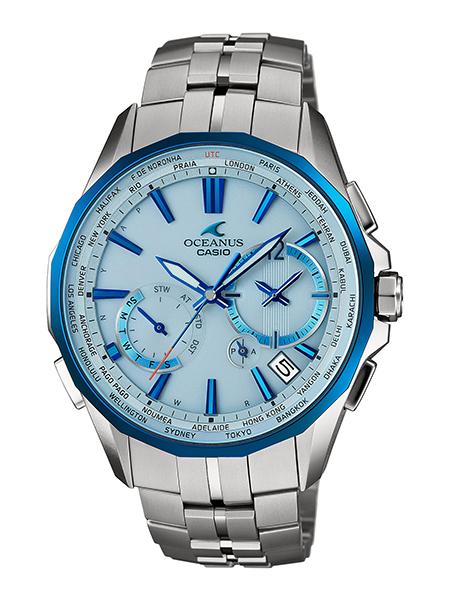 【たっぷりポイントMAX10倍! ショッピングローンMAX60回無金利】【国内正規品】【送料無料】 OCEANUS(オシアナス)OCW-S3400D-2AJF【時計 腕時計】