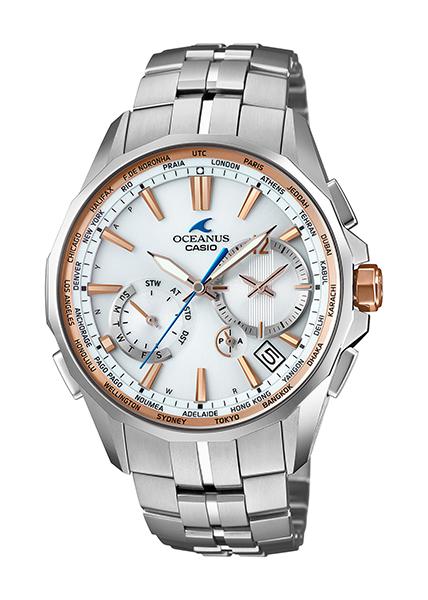 【たっぷりポイントMAX10倍! ショッピングローンMAX60回無金利】【送料無料】【国内正規品】 OCEANUS(オシアナス)OCW-S3400E-7AJF【時計 腕時計】