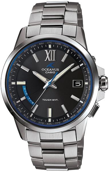 【たっぷりポイントMAX10倍! ショッピングローンMAX60回無金利】【送料無料】【国内正規品】OCEANUS(オシアナス)OCW-T150-1AJF【時計 腕時計】