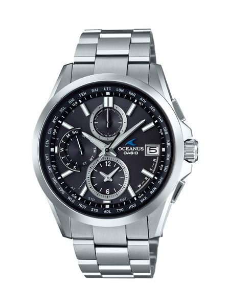 【新作】【新製品】【たっぷりポイントMAX10倍! ショッピングローンMAX60回無金利】【送料無料】【国内正規品】 【OCEANUS(オシアナス)】【OCW-T2600-1A2JF】【時計 腕時計】