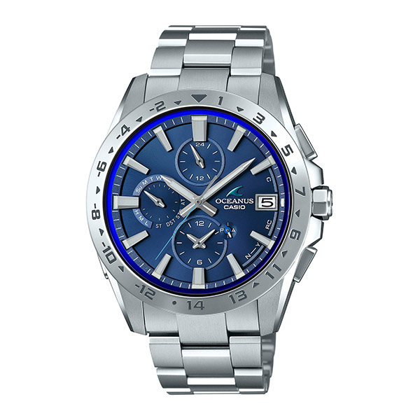 【4,000円OFFクーポン】CASIO カシオ OCEANUS オシアナス Classic Line クラシックライン メンズ OCW-T3000-2AJF 腕時計