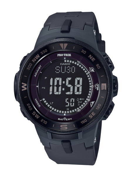 PROTREK プロトレック 330シリーズ メンズ ブラック PRG-330-1AJF 腕時計
