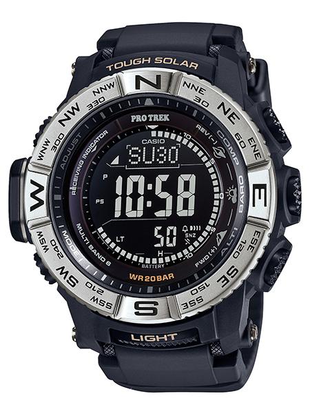 【たっぷりポイントMAX10倍! ショッピングローンMAX60回無金利】【国内正規品】【送料無料】 PRO TREK(プロトレック)PRW-3510-1JF【時計 腕時計】